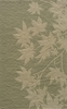 Veranda Sage Leaves Rug
