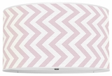 Vertical Chevron Light Pink