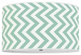 Vertical Chevron Mint