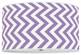 Vertical Chevron Purple