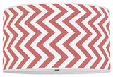 Vertical Chevron Red