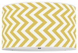 Vertical Chevron Yellow