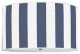Vertical Stripes Navy