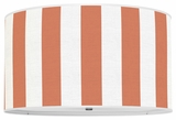 Vertical Stripes Orange