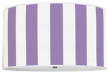 Vertical Stripes Purple