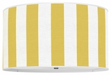 Vertical Stripes Yellow