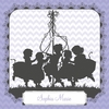 Victorian Details May Day Canvas Wall Art