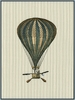 Vintage Ballooning II Canvas Reproduction
