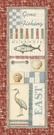 Vintage Fishing Wall Art
