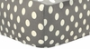 Vintage Gray Dottie Crib Sheet