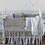 Vintage Pennelope 3-Piece Crib Bedding Set