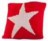 Vintage Pillow with Star
