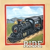 Vintage Ride Canvas Wall Art