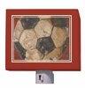 Vintage Soccer Ball Nightlight