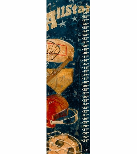 Vintage Sports Growth Chart