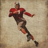 Vintage Sports IV Canvas Reproduction
