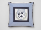 Vintage Sports Soccer Pillow