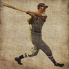 Vintage Sports VI Canvas Reproduction