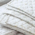 Voile Milly Quilted Decorative Pillow Cover