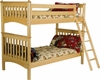 Wakefield Mission Bunk Bed
