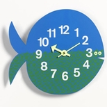 Wall Clocks for Kids