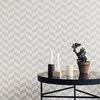 WallSmart Wallpaper in Grey Angle