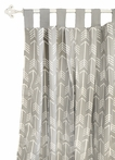 Wanderlust Curtain Panels - Set of 2