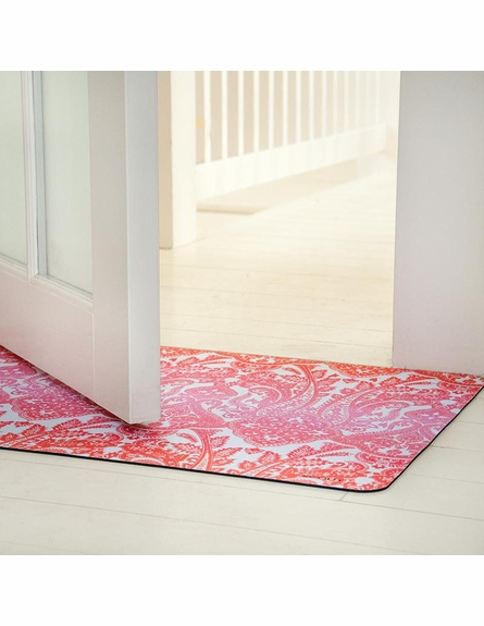 Warm Ombrace Floor Mat