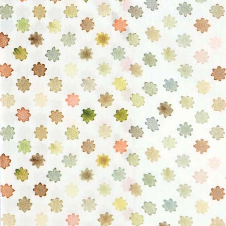 Watercolor Dots Sheet Set