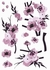 Watercolor Flowers Wall Decals