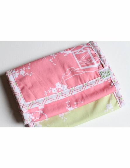 Watermelon Pagoda Baby Blanket