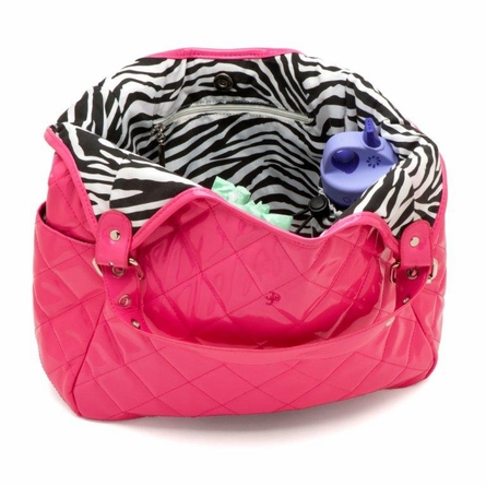 Watermelon Satchel Diaper Bag