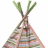 Watermelon Stripe Teepee