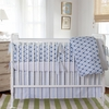 Wave Castle 3-Piece Crib Bedding Set