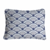Wave Castle Boudoir Pillow
