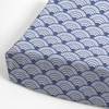 Wave Castle Changing Pad Cover