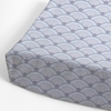 Wave Diamond Changing Pad Cover