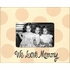 We Love Mommy Picture Frame - Coal