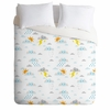 Weather Clouds Duvet Cover