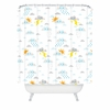 Weather Clouds Shower Curtain