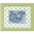 Whale Personalized Framed Canvas Reproduction