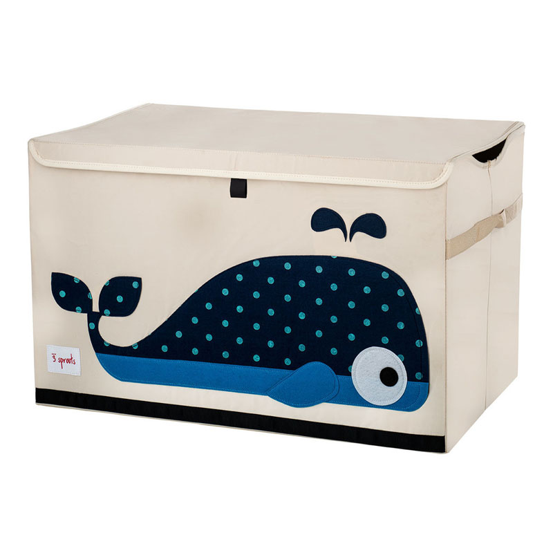 New Ben 10 Childrens Kids Toys Bedroom Storage Seat Stool: 3 Sprouts Whale Toy Chest By 3 Sprouts