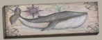 Whale Watch I Canvas Reproduction