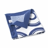 On Sale Wheels Play Blanket in Cobalt