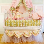 Whimsical Designer Baby Bedding