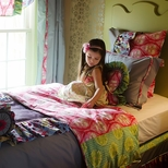 Whimsical Designer Girls Bedding