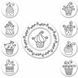 Whimsy Cakes (psa-whimsy cakes) $(+15.00)