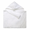 White Kids Hooded Towel