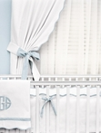 White Linen Window Sheers
