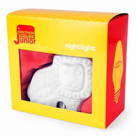 White Lion Night light